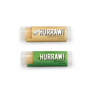 Lipbalm Set - HURRAW!