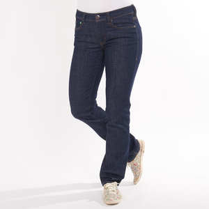 Straight Navy - fairjeans