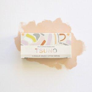 Vegane Tsuno Tampons -Normal- - Tsuno