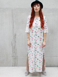 Ecostories Kleid Flying Sushi - Ecostories