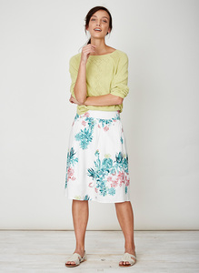 Nevada Tencel Skirt - Thought | Braintree