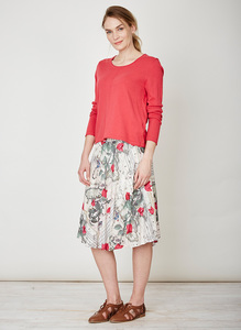 Voyage De Jeanne Tencel Skirt - Thought | Braintree