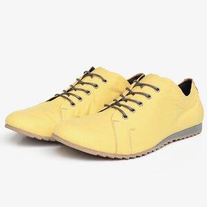 '63 veganer Sneaker aus Bio-Baumwolle Mimosa Low-Cut - SORBAS