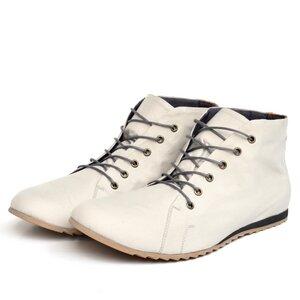 '66 veganer Sneaker aus Bio-Baumwolle Light Grey - SORBAS