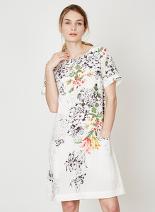 La Boudeuse Floral Shift Dress - Thought | Braintree