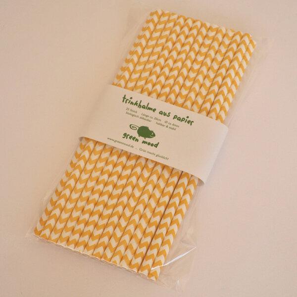 green mood strohhalme aus papier 39 zick zack 39 avocadostore. Black Bedroom Furniture Sets. Home Design Ideas