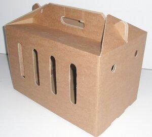 Kleintierbox - Papp à la papp