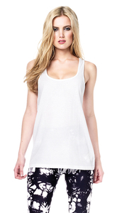 3er Pack Women's Organic Tunic Vest - Continental Clothing