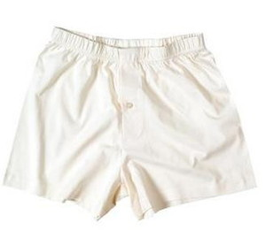 natural Boxer-Short 4388 , weite und bequeme Passform - Living Crafts