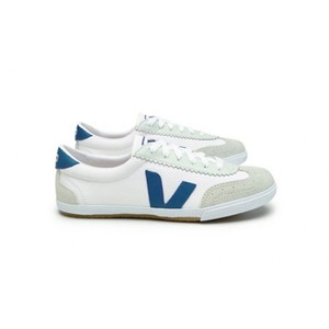Sneaker  Herren - Volley weiss blau - Veja