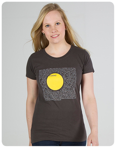 The Speech - Trusted Fair Trade Clothing