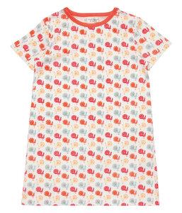 Mädchen Nachthemd bunt Öko Sense Organics - sense-organics