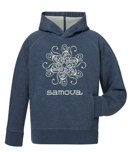 "Samova Kinder Hoodie aus Bio-Baumwolle ""SHINE ON"" EDITION - samova"