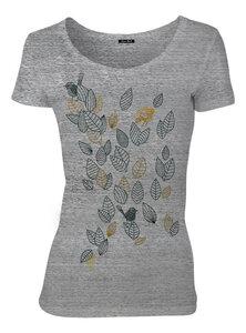 T-Shirt Adore Linen Gold Leaf - GreenBomb