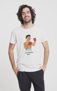Muhamad Dalí T-Shirt - Mandanga - Snow White - thinking mu