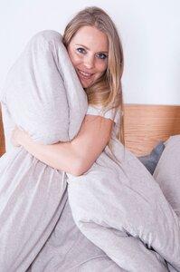Bettwäsche Bio-Baumwolle Bettbezug 135x200cm 155x220cm Jersey - ege organics
