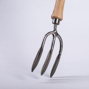 Handgabel 'Dreizack' - Rankwerk