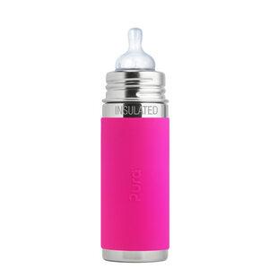 Purakiki Isolierflasche mit Sauger 250ml - Purakiki