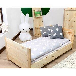 Kinderbett aus Zirbe inkl. Lattenrost 'Sweet Sleep' - 4betterdays