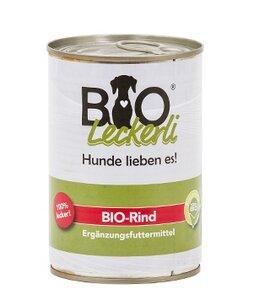 BIO Rind 400 g - BioLeckerli