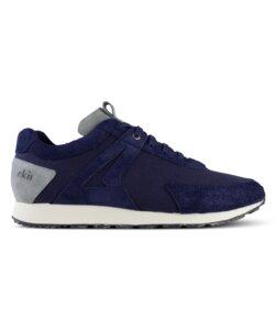 Low Seed Runner / Navy Suede - ekn footwear