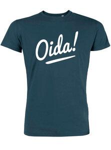 Oida! - T-Shirt Herren - What about Tee