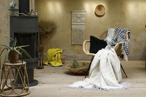 Wohn- und Kuscheldecke 'African Spirit - Marrakesch' von Biederlack Neu 2018 - biederlack