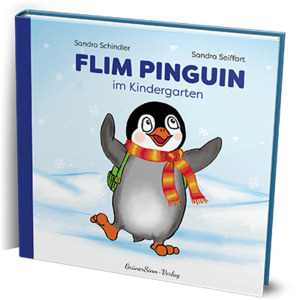 Flim Pinguin im Kindergarten - GrünerSinn-Verlag