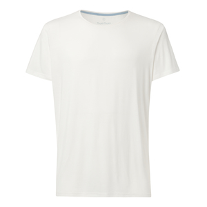 TT65 Tencel T-Shirt Herren Weiß Nachhaltig & Fair - THOKKTHOKK