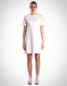 Rosa Dress / 0001 Buche & Bio-Baumwolle / Minimal - Re-Bello