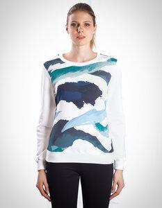 Inna Sweater/ 0001 Bio-Baumwolle/ LAN - Re-Bello