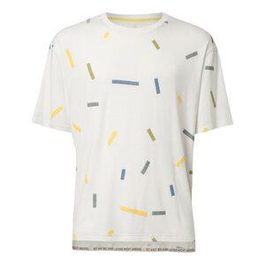 Throw TT40 Oversized Shirt Herren weiß Nachhaltig & Fair - THOKKTHOKK