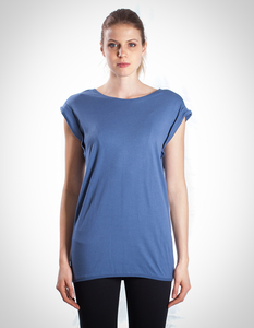 Elena T-Shirt / 0089 Bambus & Bio-Baumwolle / Minimal - Re-Bello