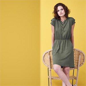 Living Crafts Leinen Kleid Emma  - Living Crafts