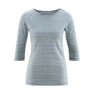 Living Crafts T-Shirt 3/4-Ärmel Elise Indigo Natural - Living Crafts