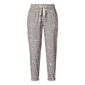 Marble TT61 Summer Pants Woman white/ash Bio & Fair - THOKKTHOKK