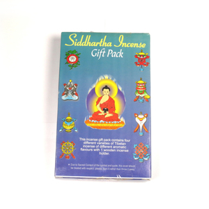 Siddhartha Räucherstäbchen Geschenkset - Just Be