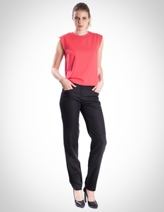 Ania Trousers / 0002 Eukalytus / Minimal - Re-Bello