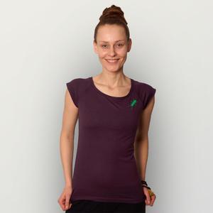 'Ameisen' Bamboo Jersey T-Shirt  - shop handgedruckt