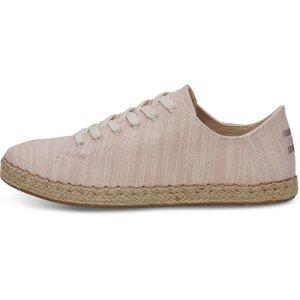 Bloom Slubby Leinen Lena Alpargata-Sneaker - Toms