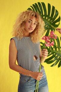 Streifen Shirt Amira - ManduTrap
