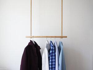 Oak Clothes Hanger - Garderobe aus Eiche - Calvill