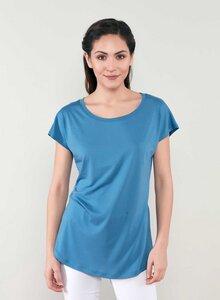 T-shirt aus Tencel® und Baumwolle - ORGANICATION