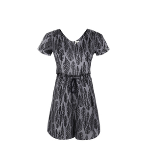 TENCEL® Feathery Jumpsuit - bleed