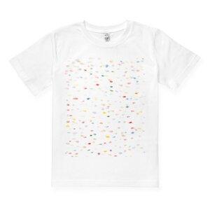Cobbles Kinder T-Shirt weiß Bio & Fair - THOKKTHOKK
