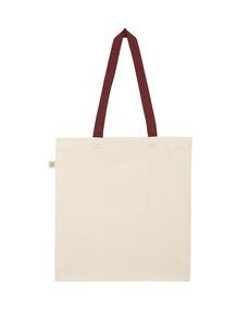 Organic Heavy Shopper Tote Bag Amata - University of Soul