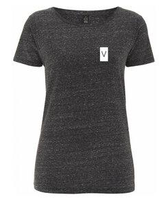 V girl T-Shirt - WarglBlarg!