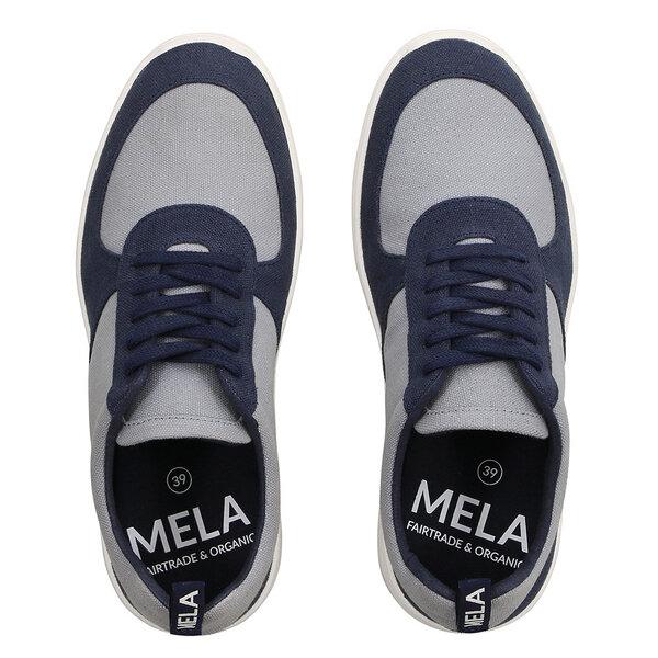 MELAWEAR Herren Sneakers blaugrau von MELAWEAR Fairtrade & GOTS zertifiziert | Avocadostore