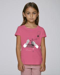 T-Shirt mit Motiv / Seifenblasen - Kultgut