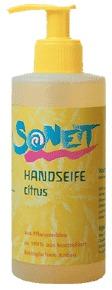 Handseife Citrus - Sonett